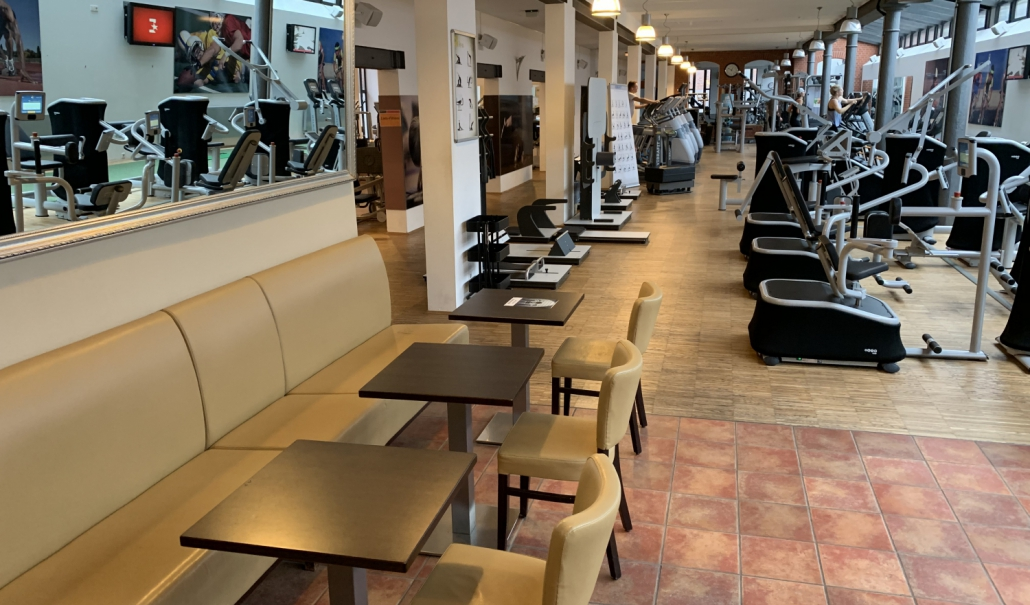 Daily Fitness Bothfeld Empfang