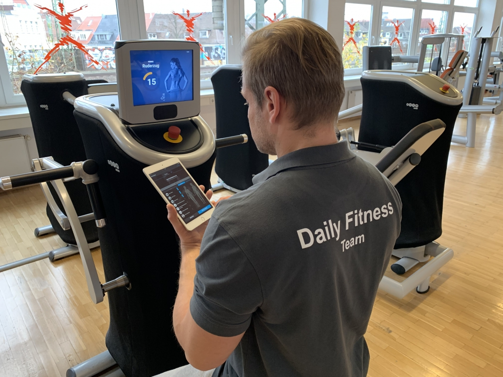 Daily Fitness eGym
