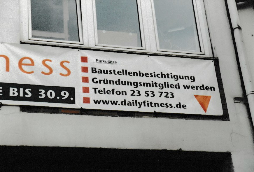 Daily Fitness Hannover Historie
